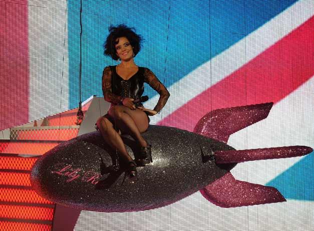 Inside the 2010 BRIT Awards
