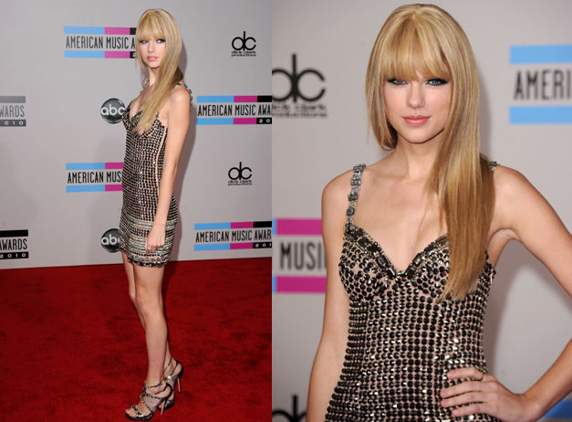 Rate the Fashions: AMAs