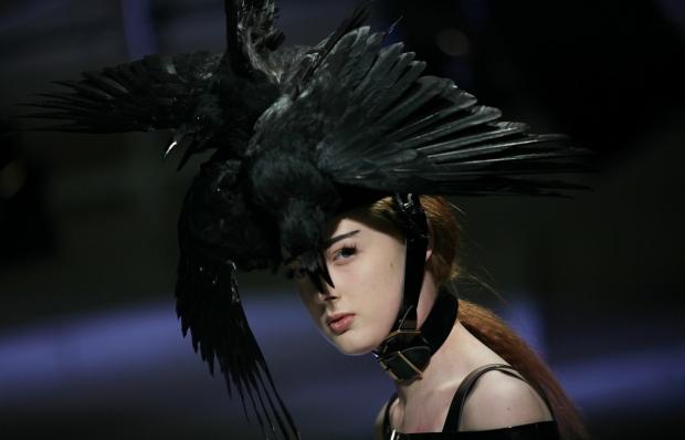 London Fashion Week: Pam Hogg Show