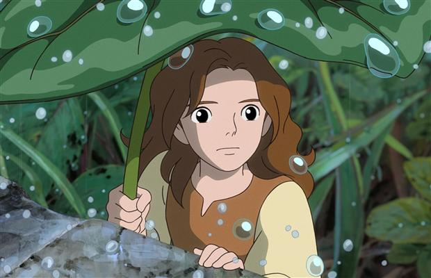 Movie Review: The Secret World of Arrietty