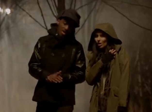 Anybody Out There Want to See a K'Naan and Nelly Furtado Video?