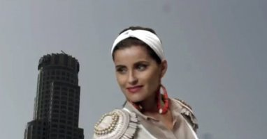 Nelly Furtado Bigger, Better in Big Hoops Video