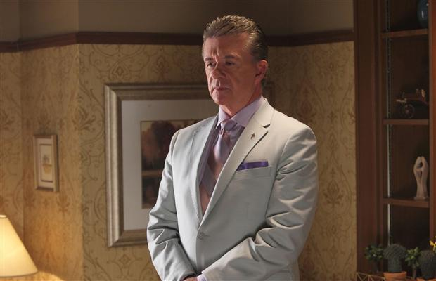 Alan Thicke 'channelled Kirk Cameron' for role on The L.A Complex