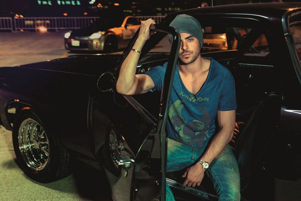 Photos: Zac Efron for John John Denim