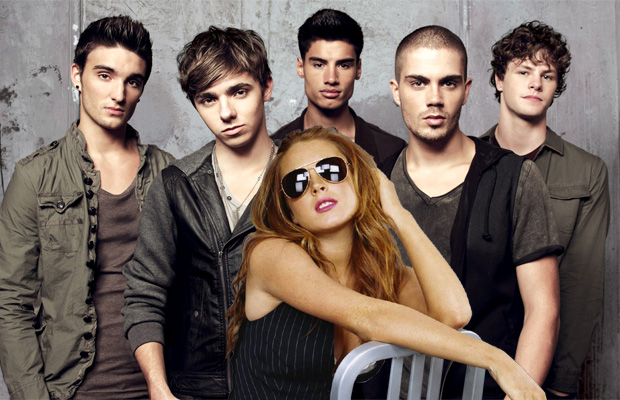 Lindsay Lohan ditching court to hang with The Wanted