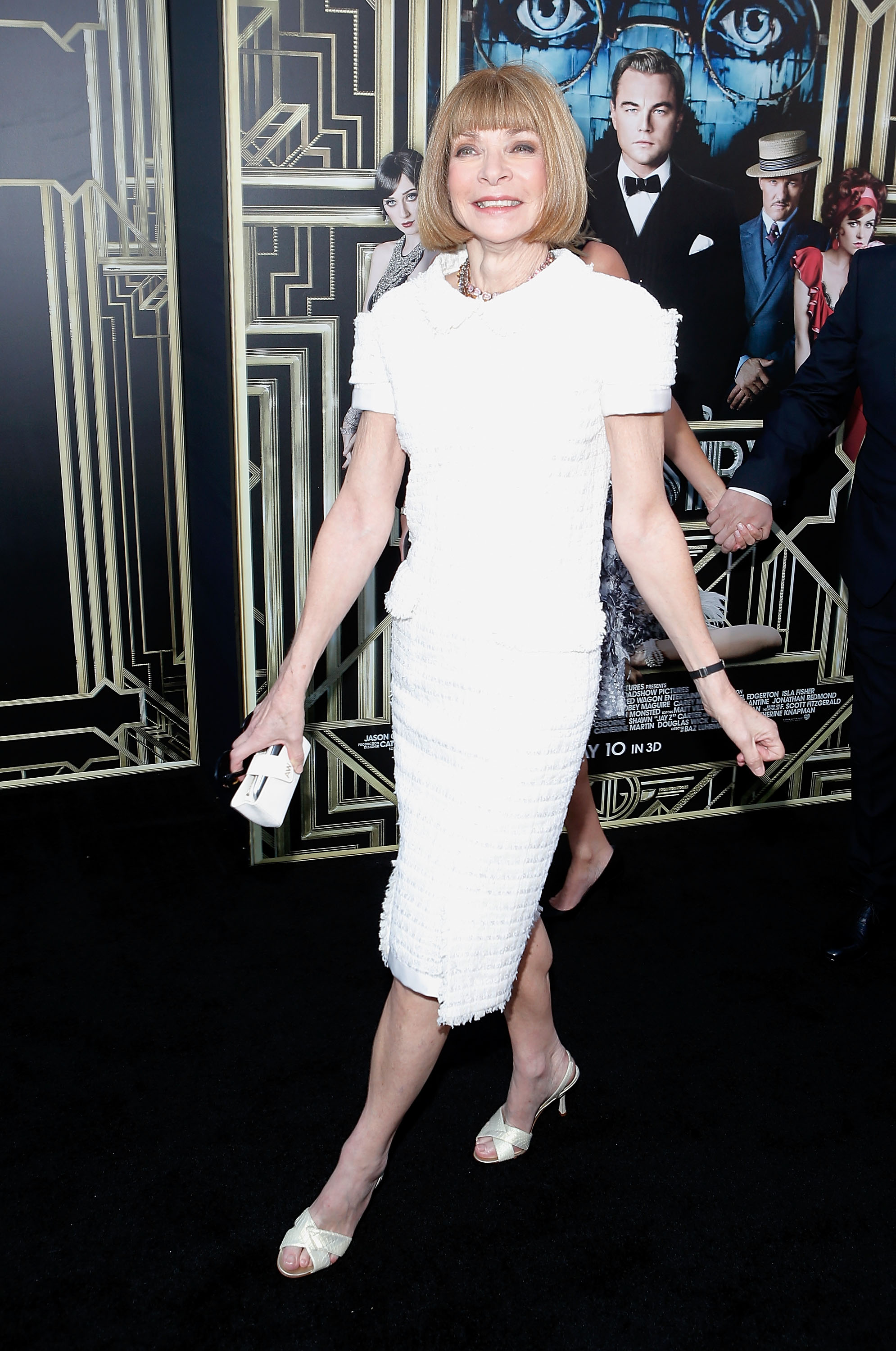 Zoe Saldana, Anna Wintour, Isla Fisher and Amber Tamblyn are this week's worst dressed celebs