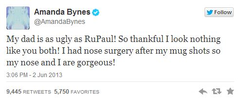The best of Amanda Bynes' craziest Tweets to date... trust us, this trip is worth taking