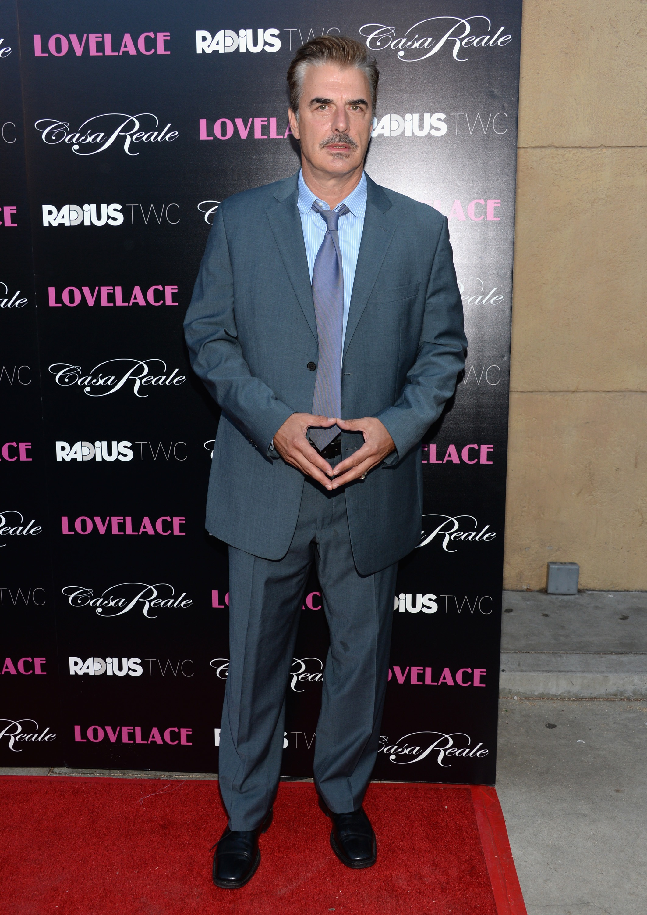 Adam Lambert, Amanda Seyfried, Chris Noth and more dazzle at the Lovelace premiere