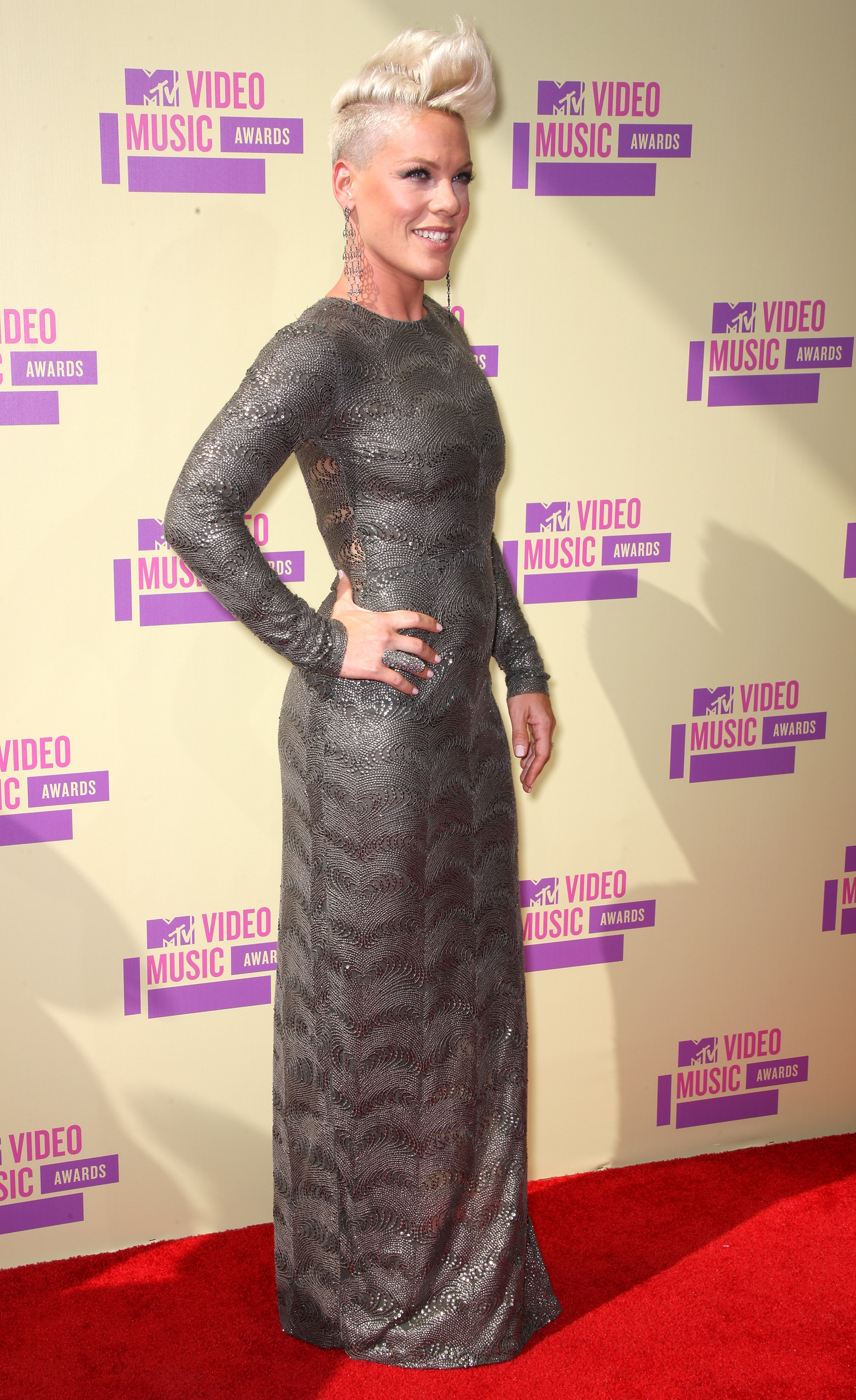 Top 10 2012 MTV Video Music Awards red carpet looks - let's hope we see style this good on Sunday!