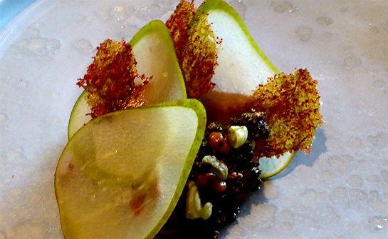 Noma duck pear