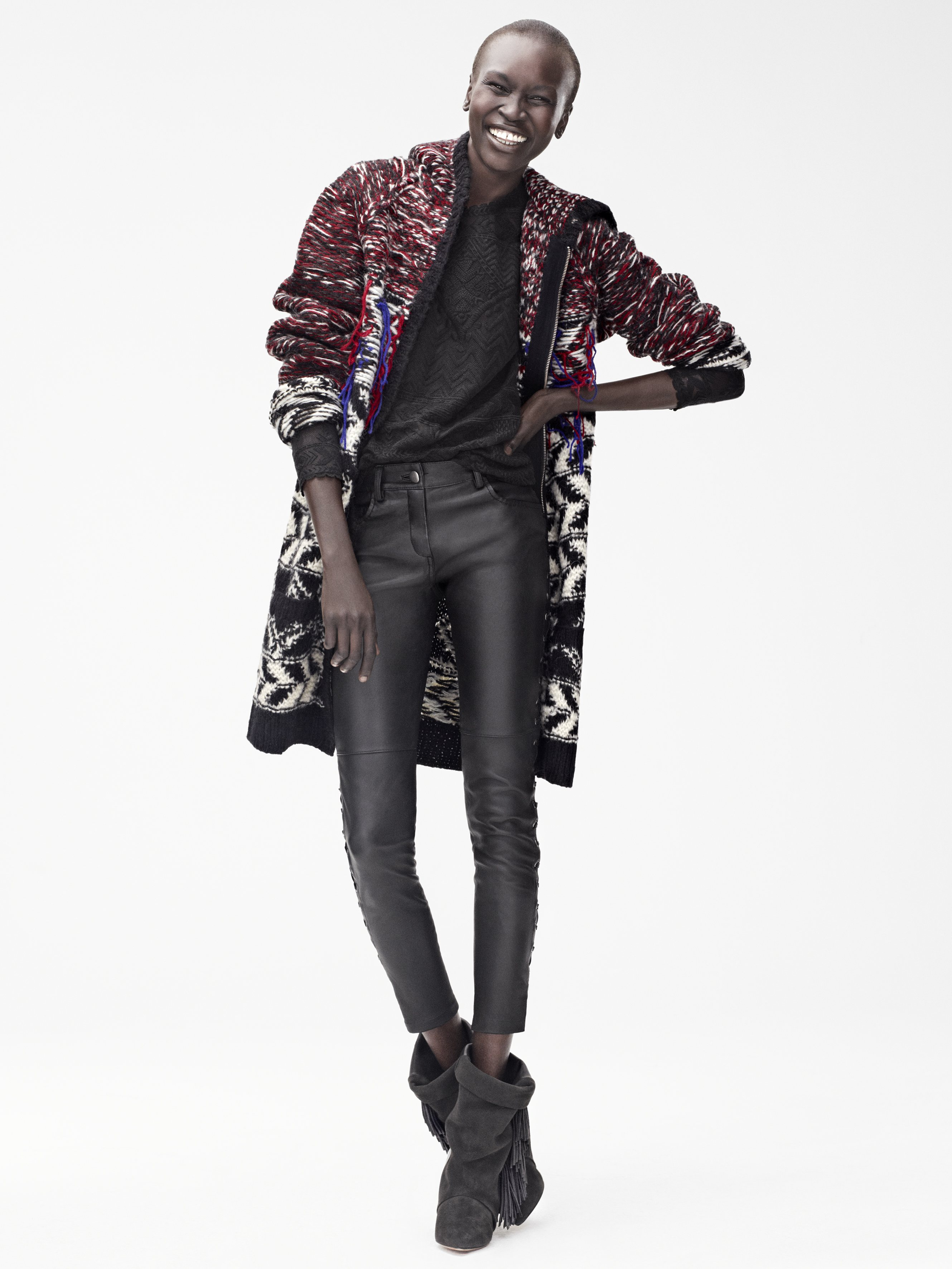 See Isabel Marant pour H&M's FULL lookbook here before the collection hits stores November 14!