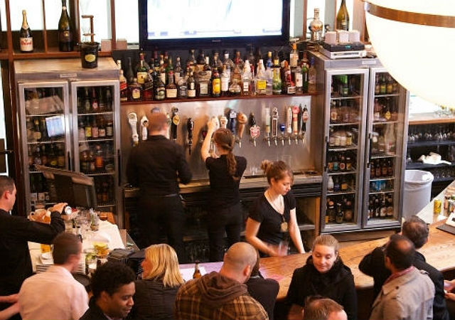 Top 5 Beer Bars in Toronto
