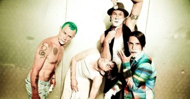 Red Hot Chili Peppers' evolution is our #ThrowbackThursday hot topic