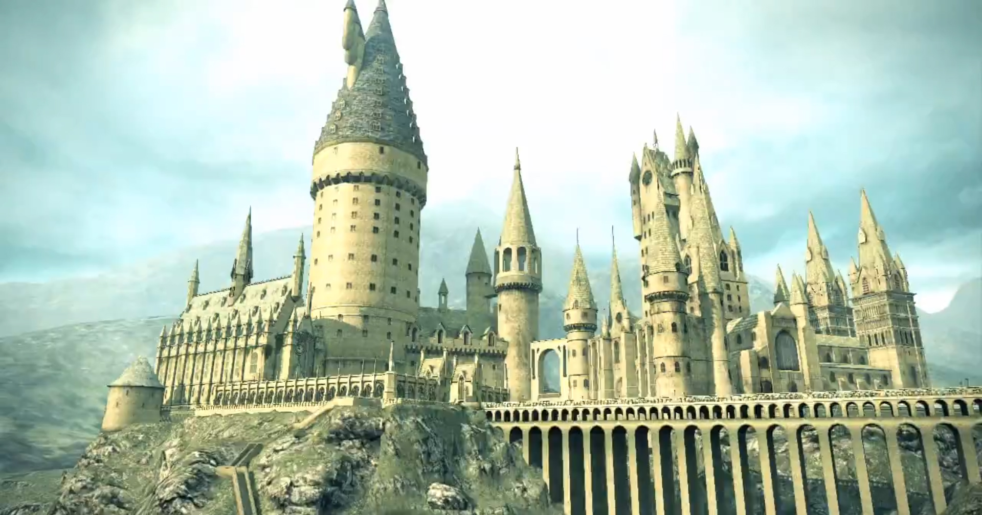 Want to enroll in The Hogwarts School of Witchcraft & Wizardry? Now you can!