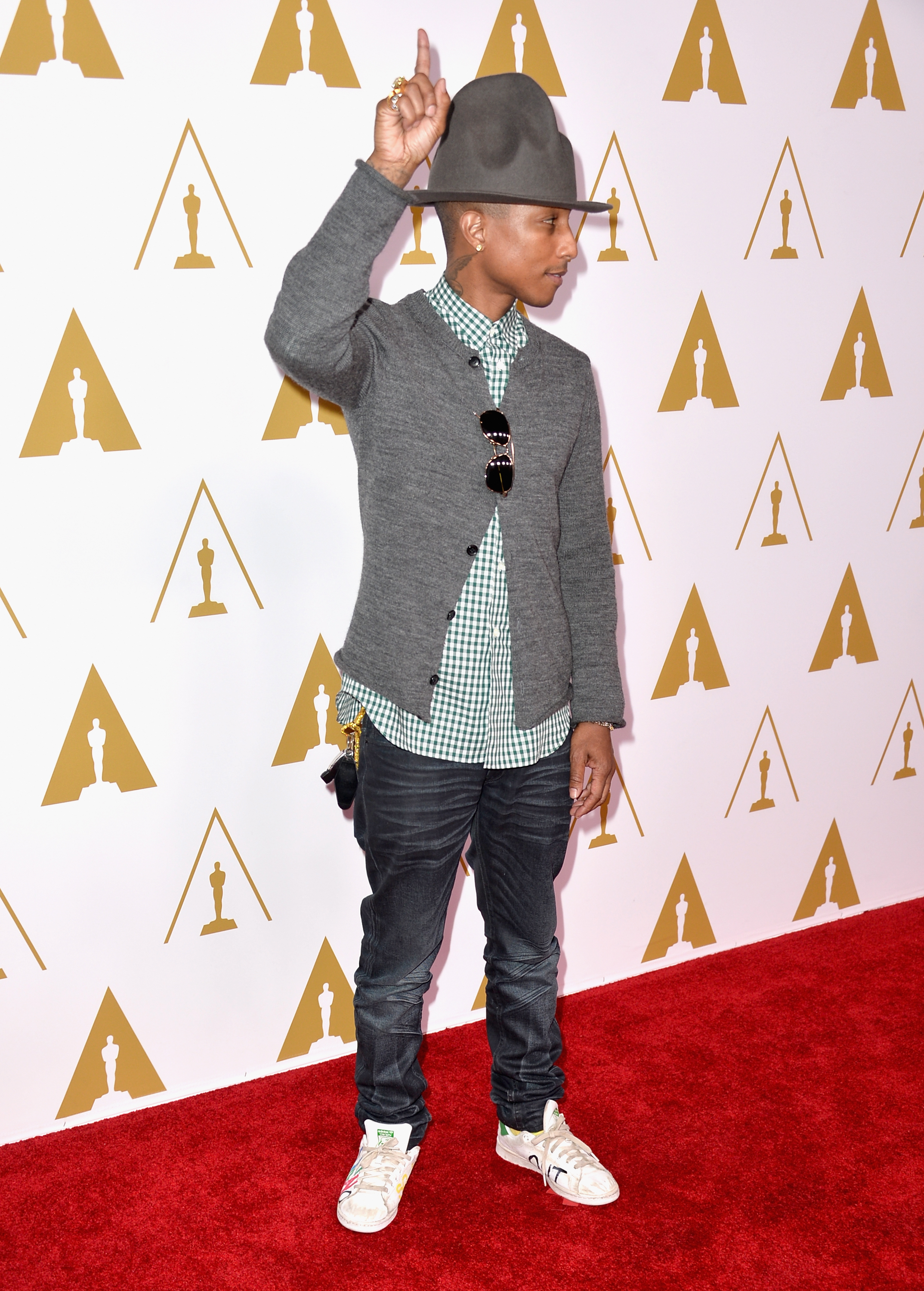 Pharrell keeps using the same song intro – conspiracy or truth? Listen here!