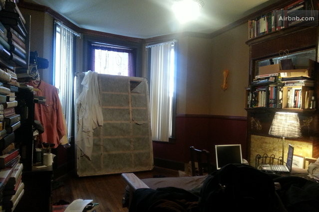 This tumblr documenting the worst Airbnb rentals known to