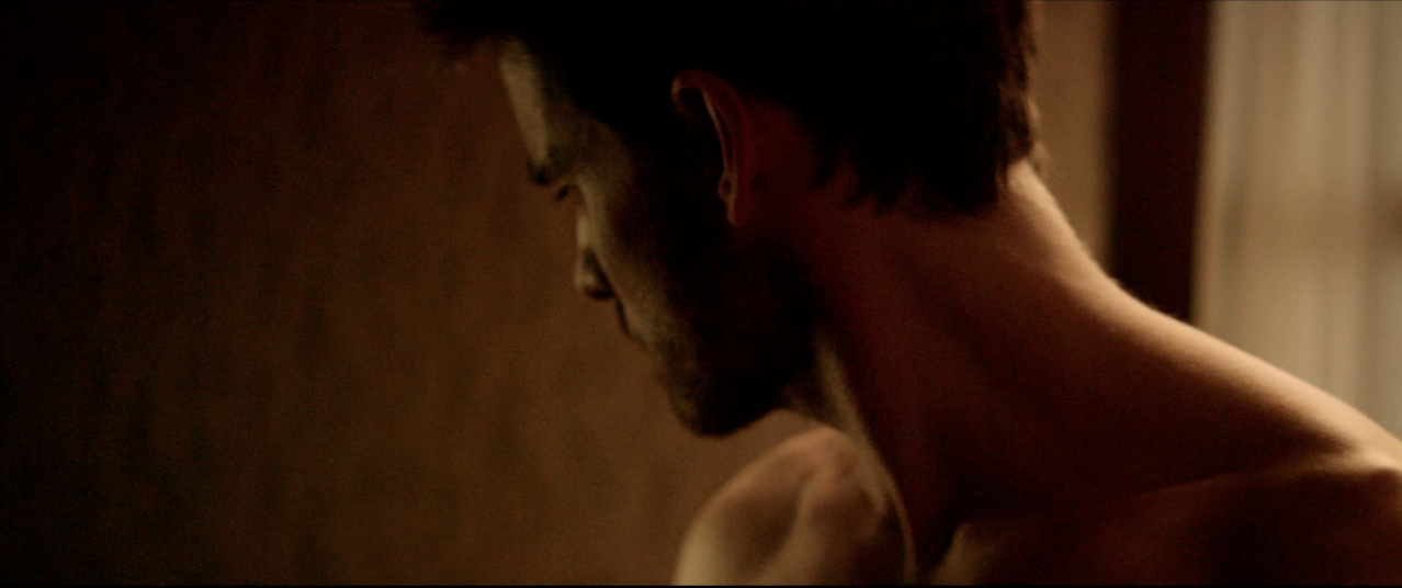 Colin O'Donoghue gets naked for Christina Perri's 'The Words' music video + exclusive behind-the-scenes pictures!