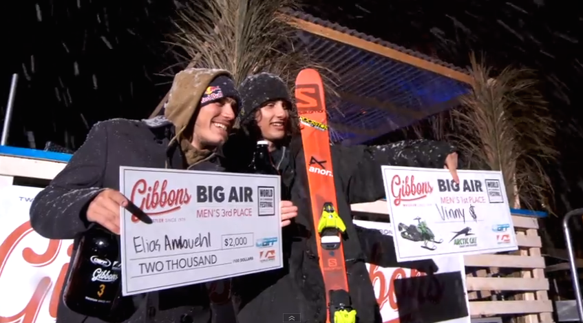The 2015 World Ski and Snowboard Festival is off to a wild start - see all the highlights right here! [VIDEO]