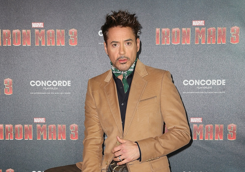 "Robert Downey, Jr. calls interviewer ""syphilitic parasite"", dubs his questions ""weirdo shit"""