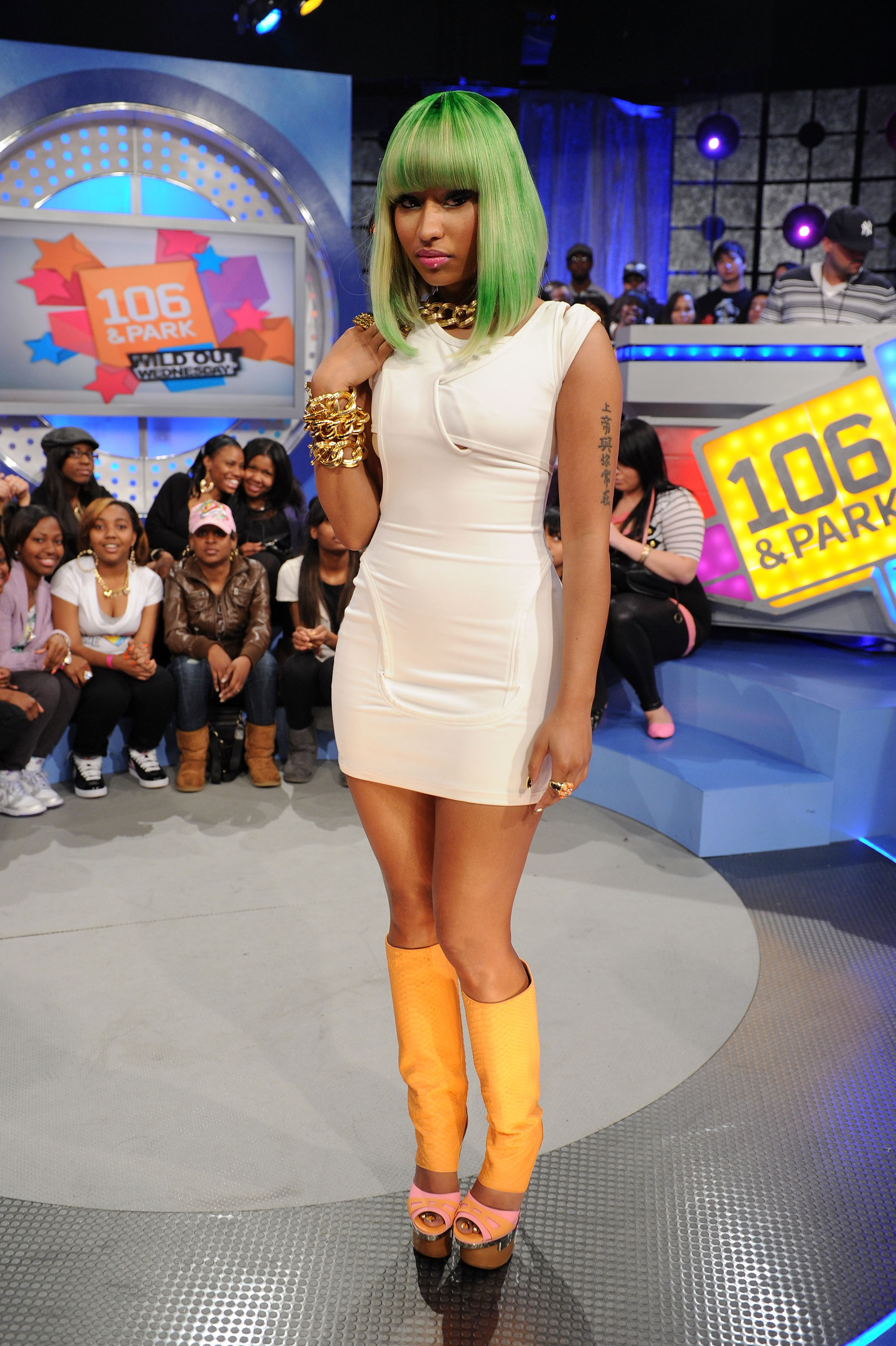 Nicki Minaj's style evolution from 2009 to today [GALLERY]