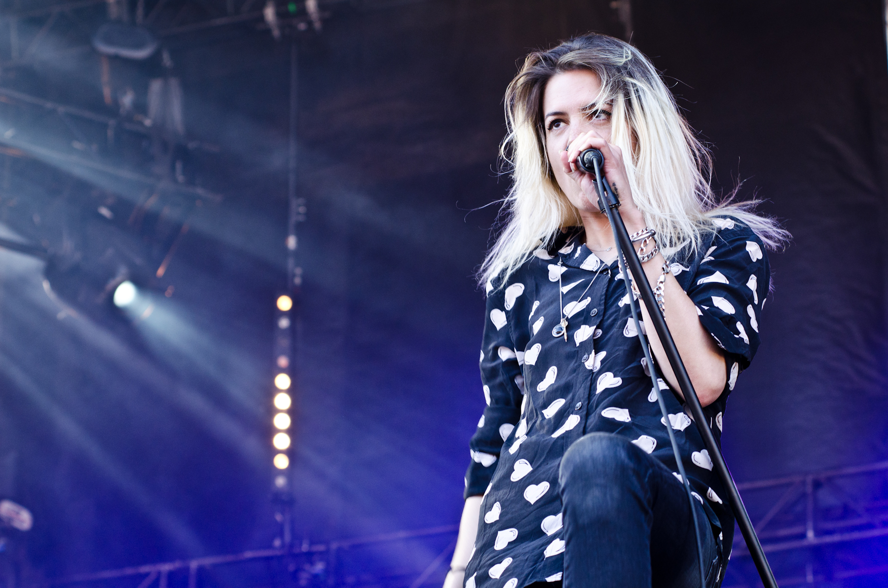 Osheaga Day 1: Florence + the Machine, Of Monsters and Men, The Decemberists and more [GALLERY]