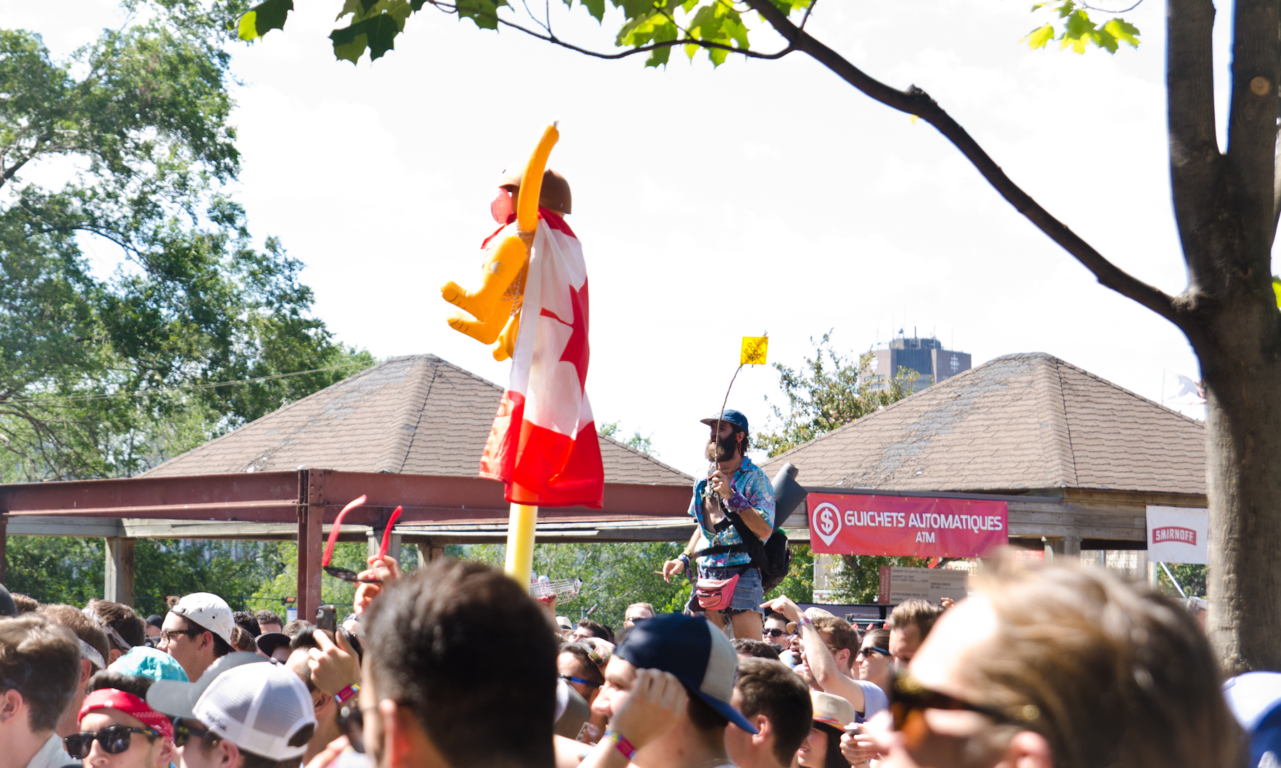 Osheaga Day 2: Kendrick Lamar, Weezer, Milky Chance and more [GALLERY]