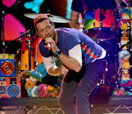 Hear Coldplay and Gwyneth Paltrow's new song, 'Everglow'