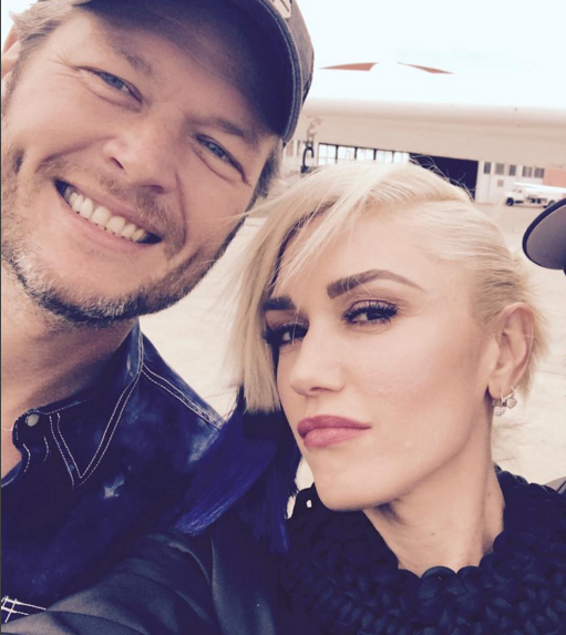 Gwen Stefani and Blake Shelton are dating and the Internet can't even