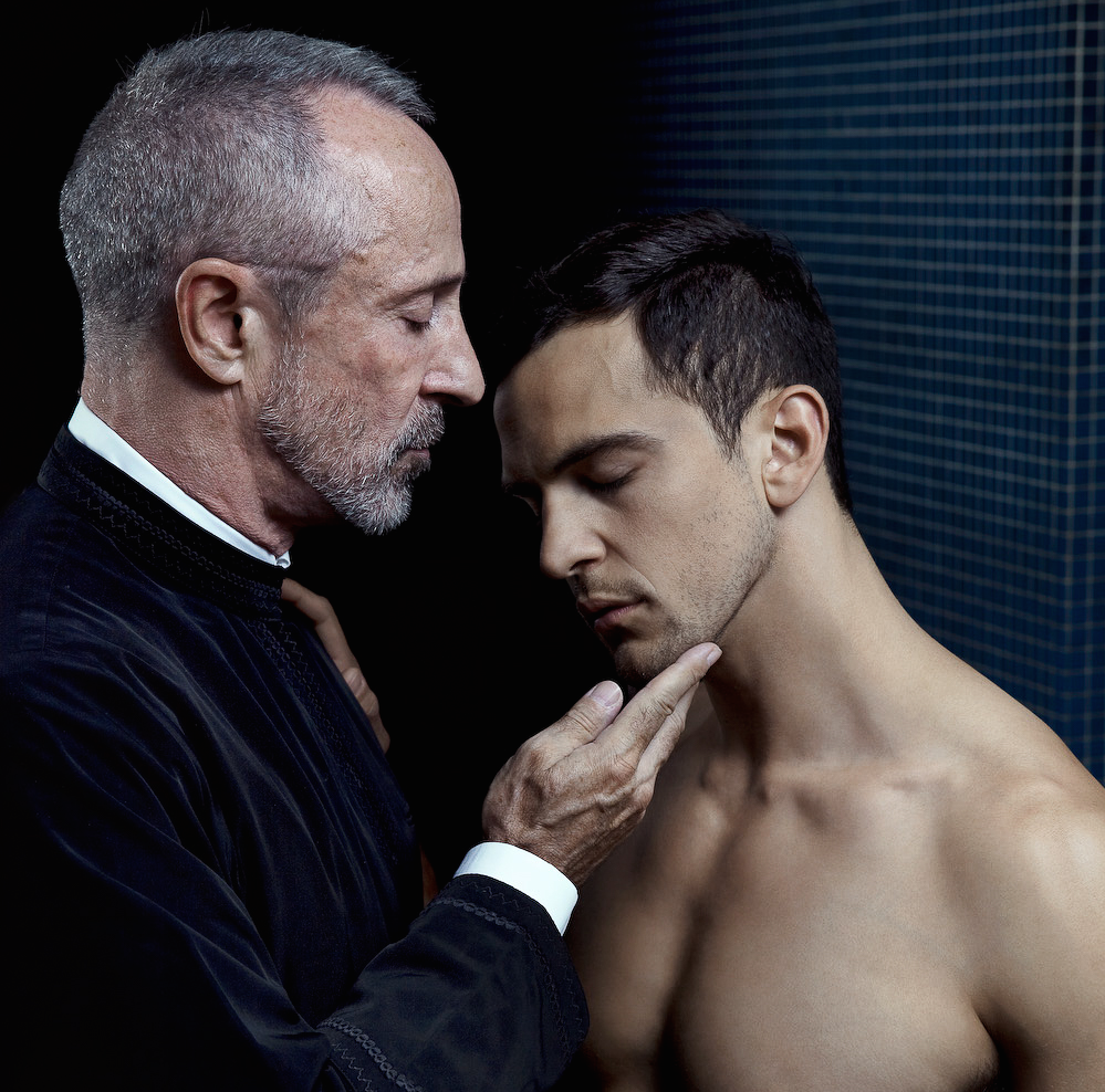 Naked gay Orthodox priests strip off again for 2015 calendar