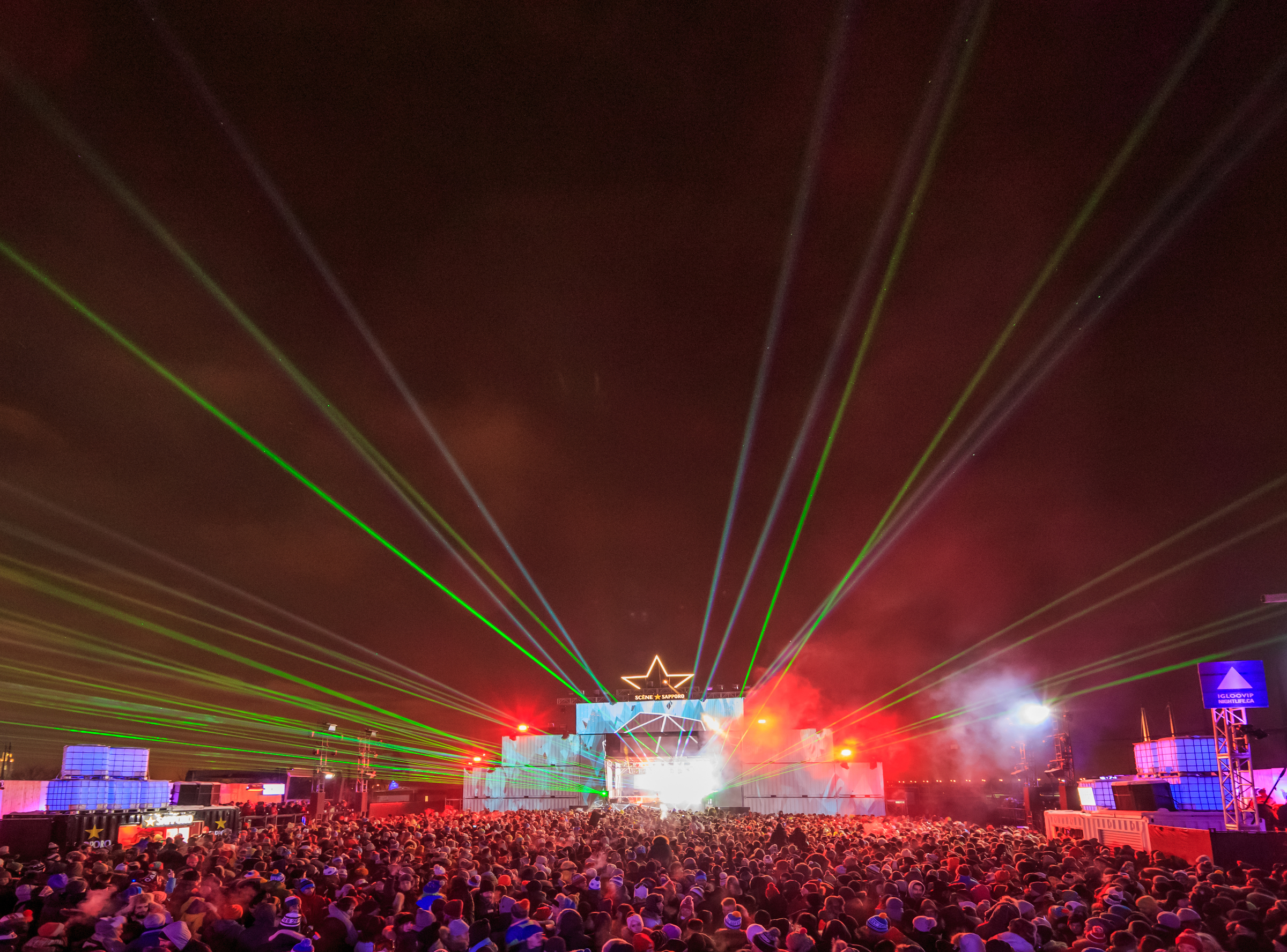 Here's why Igloofest is the only music festival we want to attend this season [GALLERY]