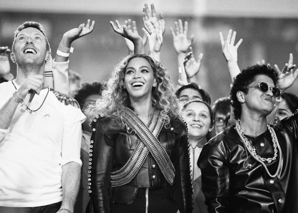 Watch Beyonce, Bruno Mars steal Coldplay's Super Bowl halftime show [VIDEO]