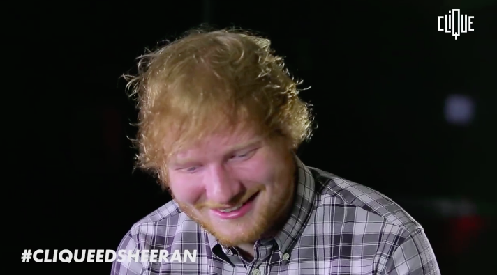"Ed Sheeran rapping Eminem's ""Criminal"" is cringe-worthy in the most amazing way [VIDEO]"