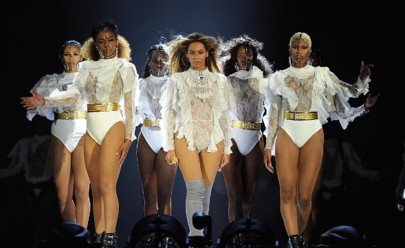 You won't believe what Beyonce said about Jay Z at last night's concert [VIDEO]