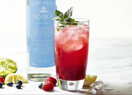 This is the only cocktail you'll want to drink this summer (and it's Canadian!)