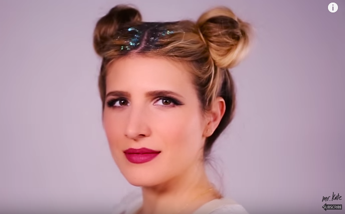 Glitter roots is the hair trend you didn't know you needed [VIDEO]