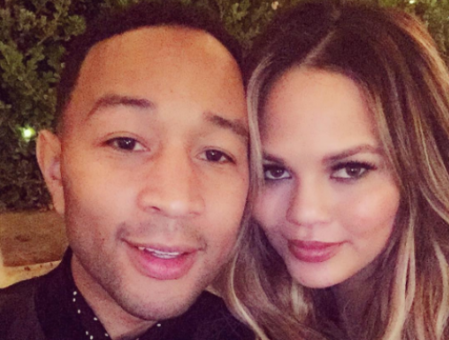 John Legend proves he's the best husband (and father) ever with this one tweet