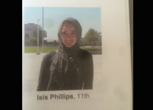 Muslim high school student accidentally labeled as 'Isis' in yearbook #FAIL