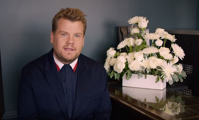 ​Watch James Corden reveal who he'd never Carpool Karaoke with, answer 73 questions