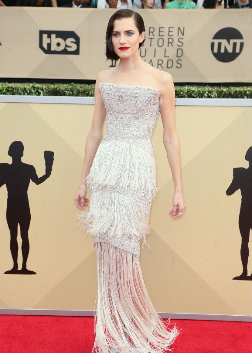 The Hottest Looks from the SAG Awards Red Carpet