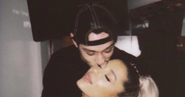 Ariana Grande Reportedly Engaged to SNL's Pete Davidson