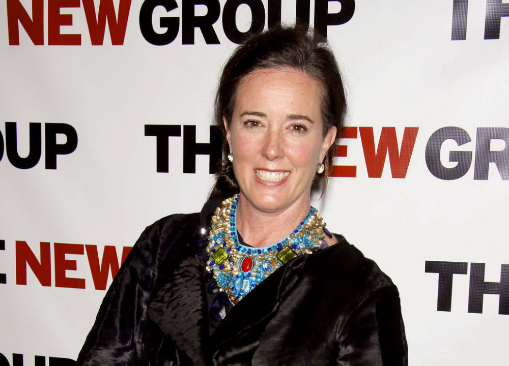 Stars Pay Tribute To Late Fashion Designer Kate Spade