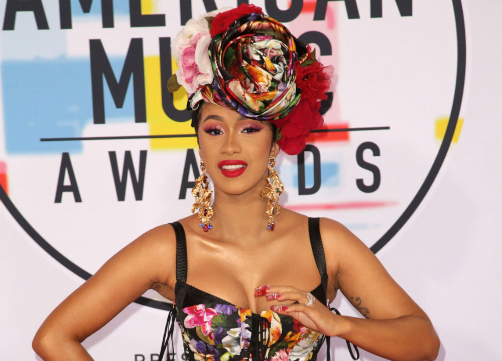 Cardi B Tells Bernie Sanders His Nails 'Look Quarantine'