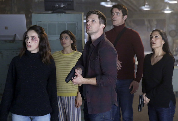 Timeless Announces Two-Hour Movie