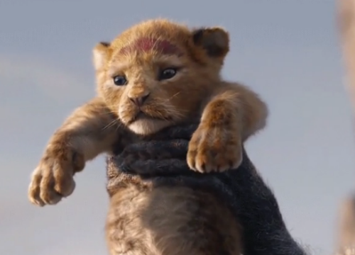 See The First Trailer for Disney's Remake of The Lion King