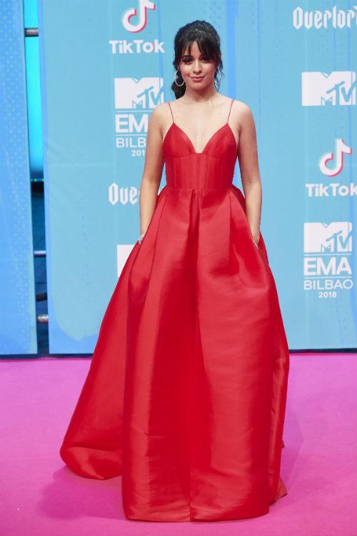 Stars at the MTV EMAs 2018