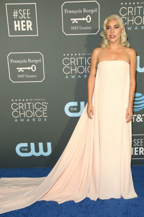 Best Dressed at the 2019 Critics' Choice Awards