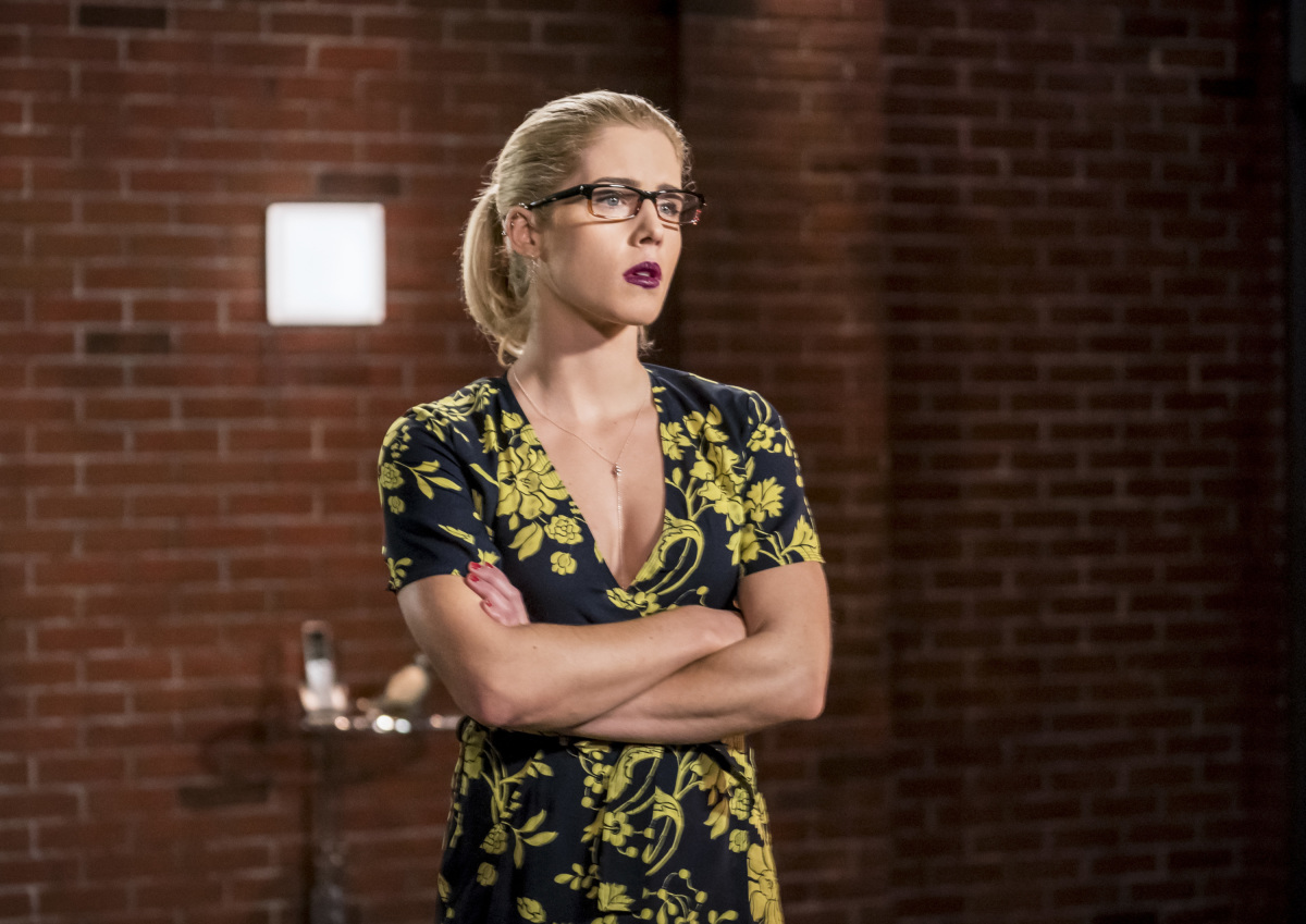 Emily Bett Rickards Leaving Arrow Before Its Final Season
