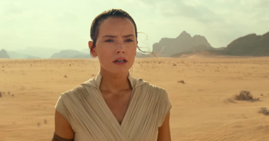 Watch the Teaser Trailer for Episode IX: The Rise of Skywalker