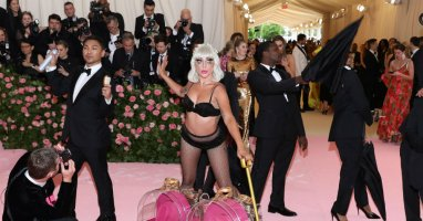 Met Gala's Red Carpet Goes Camp