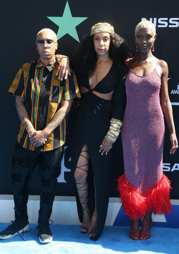 BET Awards Red Carpet